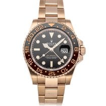 Rolex GMT-Master II Rose gold 40mm Black No numerals United States of America, Florida, Miami