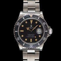 Rolex Submariner Date Stål Svart