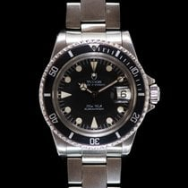 Tudor Submariner Steel Black