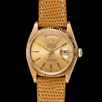 Rolex Day-Date 36 Yellow gold Gold