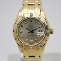 Rolex Lady-Datejust Pearlmaster Oro giallo 29mm Oro Senza numeri Italia, Casale Monferrato