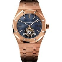Audemars Piguet 26510OR.OO.1220OR.01 Rose gold 2019 Royal Oak Tourbillon 41mm new