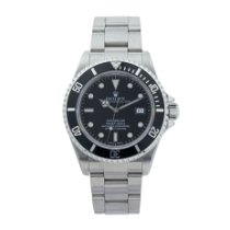 Rolex Sea-Dweller 4000 Steel 40mm Black No numerals United States of America, Georgia, ATLANTA