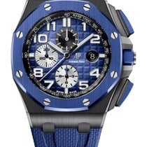 Audemars Piguet Royal Oak Offshore Chronograph Ceramic United States of America, New York, New York