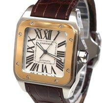 Cartier Santos 100 Zeljezo 38mm