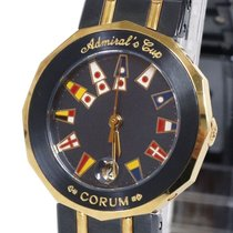 Corum Gold/Steel 26mm 39.610.31 V-52 pre-owned
