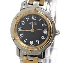 Hermès Clipper Stal 24mm