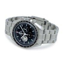 Omega Speedmaster Professional Moonwatch Ocel 42mm Černá