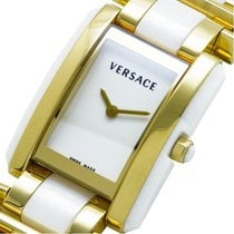 Versace pre-owned Quartz 25mm White