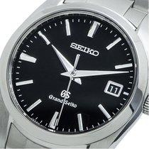 Seiko Grand Seiko Acero 37mm Negro