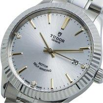 帝陀 Style 新的 自動發條 附正版包裝盒和原版文件的手錶 12510