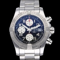 Breitling Avenger II A 13381111 Very good Steel 43mm Automatic