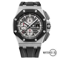 Audemars Piguet 26400IO.OO.A004CA.01 Titanium 2020 Royal Oak Offshore Chronograph 44mm new United States of America, New York, New York
