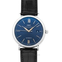 IWC Steel 40.0mm Automatic IW356523 new