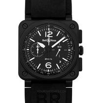 Bell & Ross BR 03-94 Chronographe BR0394-BL-CE new