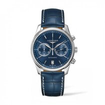 Longines Master Collection Acero 40mm Azul Sin cifras España, ESPAÑA