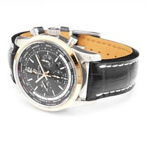 Breitling Transocean Chronograph Unitime new 2018 Automatic Watch with original box and original papers UB0510U4/BC26