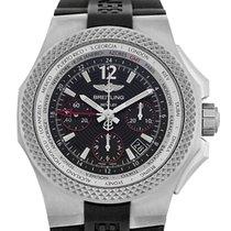 Breitling Bentley GMT Titanium 45mm Black