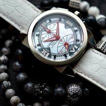 Liv Watches Titanium 39mm Quartz N.B0992 new