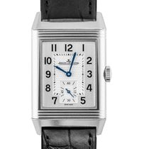 Jaeger-LeCoultre Reverso Classic Small Steel 45.6mm Silver