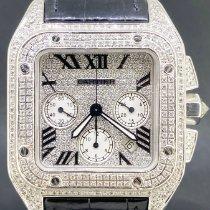Cartier Santos 100 2740 2013 подержанные