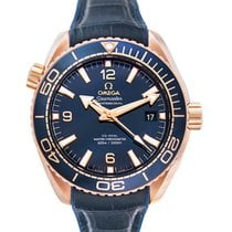 Omega Seamaster Planet Ocean 215.63.44.21.03.001 Neuve Or rose 43.5mm Remontage automatique