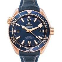 Omega Seamaster Planet Ocean 215.63.44.21.03.001 Neuve Or rose 43.5mm Remontage automatique