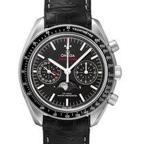 Omega Speedmaster Professional Moonwatch Moonphase 304.33.44.52.01.001 новые