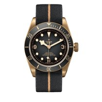 Tudor Black Bay Bronze Bronze 43mm Grey United States of America, Iowa, Des Moines