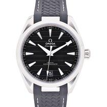 Omega 220.12.41.21.01.001 Acier Seamaster Aqua Terra 41mm nouveau
