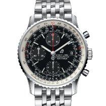 Breitling Navitimer Heritage nuevo 2020 Automático Cronógrafo Reloj con estuche y documentos originales A13324121B1A1