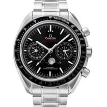 Omega Speedmaster Professional Moonwatch Moonphase 304.30.44.52.01.001 New Steel 44.25mm Automatic