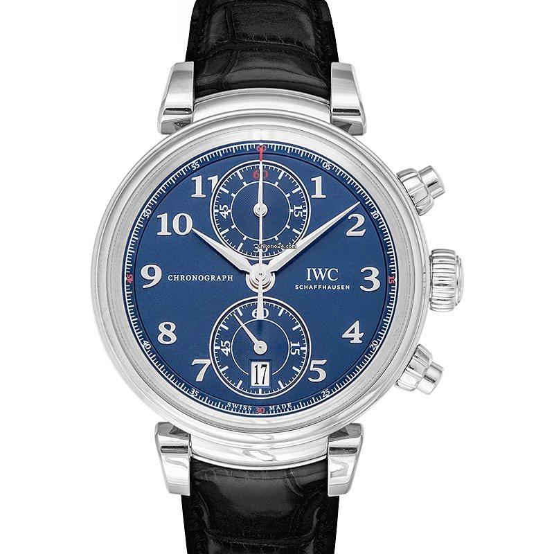 IWC Da Vinci Chronograph IW393402 2019 новые