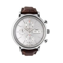 IWC IW391007 Steel Portofino Chronograph 42.00mm new