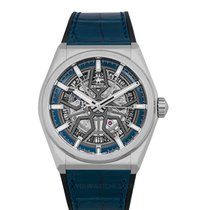 Zenith Defy Titane 41mm Transparent