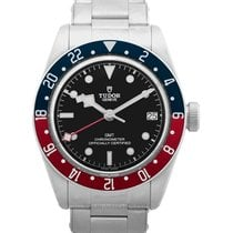 Tudor 79830RB-0001 Acier 2020 Black Bay GMT 41mm nouveau