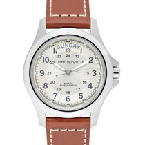 Hamilton Khaki Field King new Automatic Watch with original box and original papers H64455523