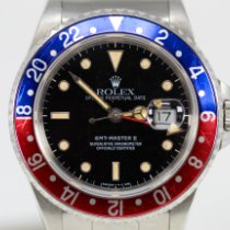 Rolex GMT-Master II Steel 40mm Black No numerals United States of America, Florida, Miami Beach