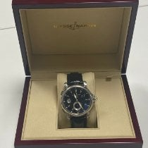 Ulysse Nardin Dual Time Steel 42mm Black No numerals United States of America, Texas, Frisco