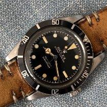 Rolex Submariner (No Date) Steel 38mm Black No numerals Indonesia, Tangerang Selatan