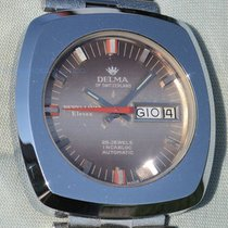 Delma Steel 38mm Automatic pre-owned