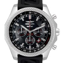 Breitling Bentley Barnato Steel 49mm Black United States of America, Georgia, Atlanta