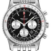 Breitling AB012121-BG75-450A Acero Navitimer 1 B01 Chronograph 43 43mm nuevo