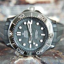 Omega Seamaster Diver 300 M Ceramic 43.5mm Black No numerals United Kingdom, Whitby- North Yorkshire