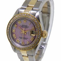 Rolex 6916 Steel Oyster Perpetual Lady Date 26mm pre-owned United States of America, Florida, Miami