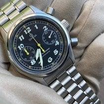 Omega Dynamic Chronograph Steel 38mm Black Arabic numerals United Kingdom, HAYES