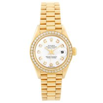 Rolex Lady-Datejust 26mm White No numerals United States of America, Texas, Dallas
