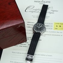 Patek Philippe 5066A-001 Steel 2000 Aquanaut pre-owned