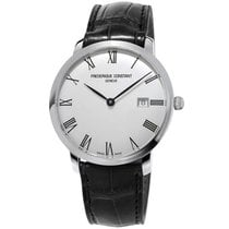 Frederique Constant Slimline Automatic Steel 40mm Silver