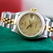 Rolex Lady-Datejust 69173 Très bon Or/Acier 26mm Remontage automatique France, Cannes